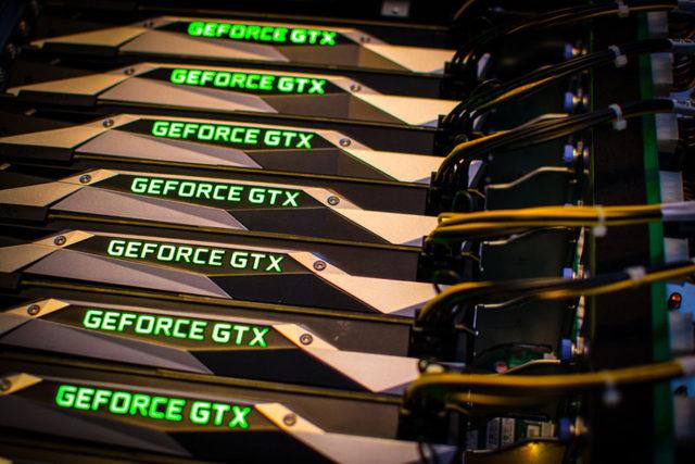 Super Calculateur GeForce GTX 1080