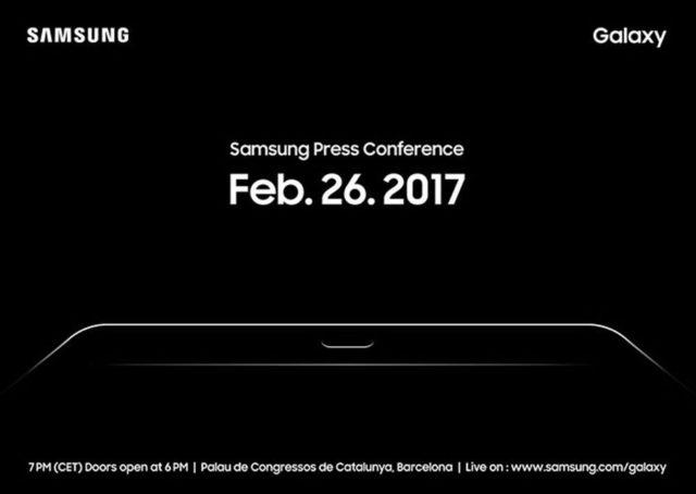 Galaxy Tab S3 MWC 2017