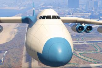 Avion cargo GTA 5