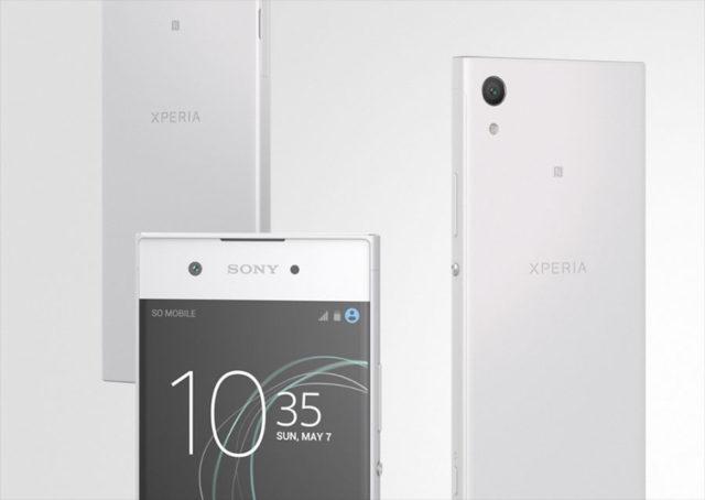 Xperia XA1 : image 1