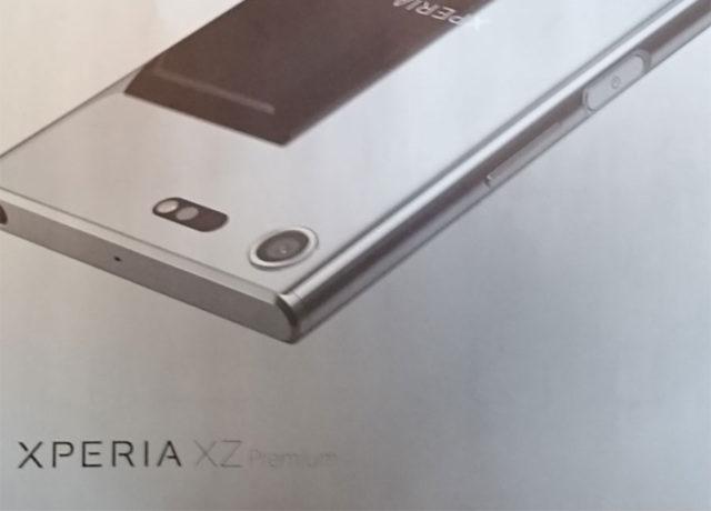 Xperia XZ Premium 1