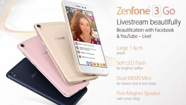 Zenfone 3 Go : image 2