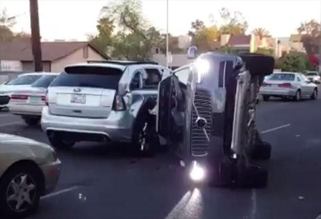 Accident Uber