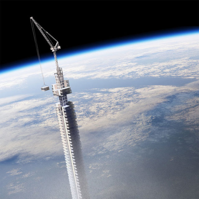 Analemma Tower : image 1