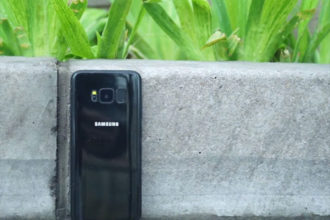 Bench Galaxy S8