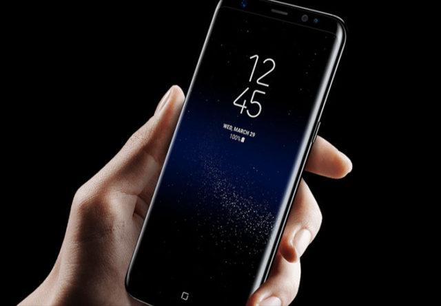 Capteur Galaxy S8
