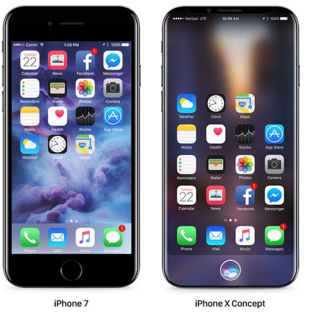 Concept iPhone X : image 7