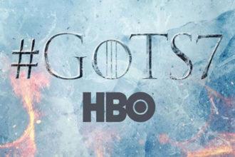 Diffusion saison 7 Game of Thrones