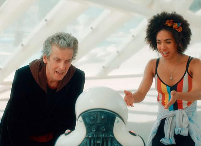 Un nouveau trailer pour la saison 10 — Doctor Who