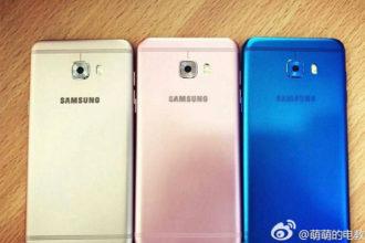 Photo Galaxy C5 Pro : image 1