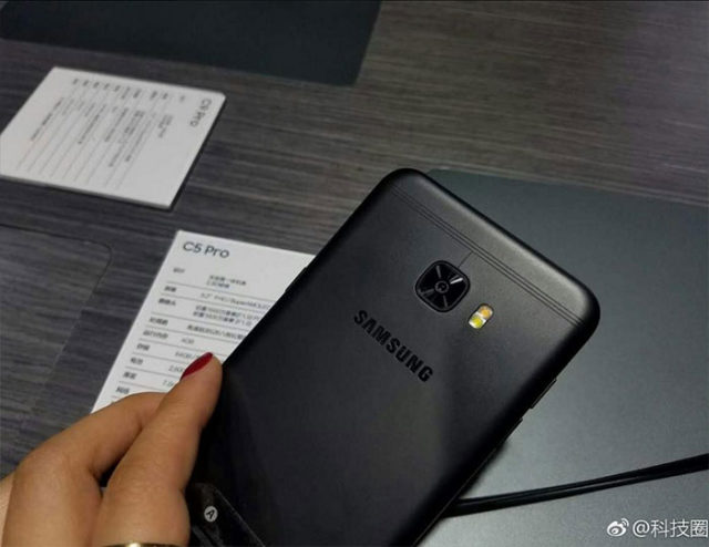 Galaxy C5 Pro : photo 2