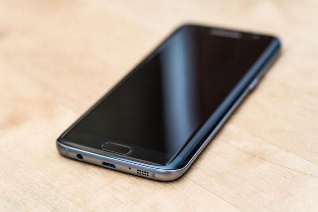 Galaxy S7 Feu