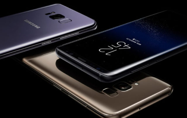 Caméra frontale Galaxy S8