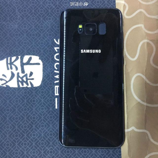 Galaxy S8 Noir Brillant : image 3