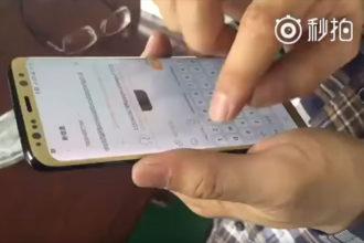 Vidéo Galaxy S8