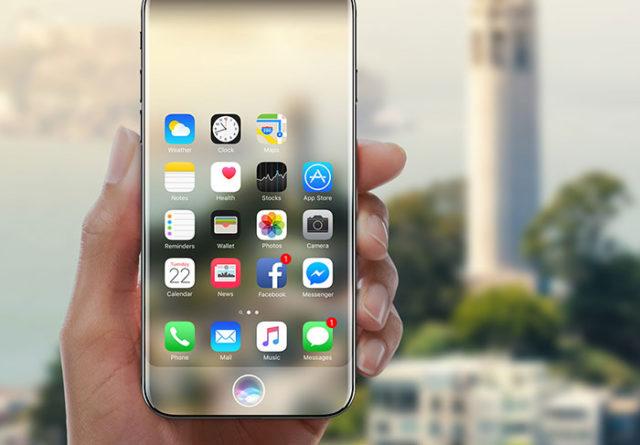 iPhone 8 retard