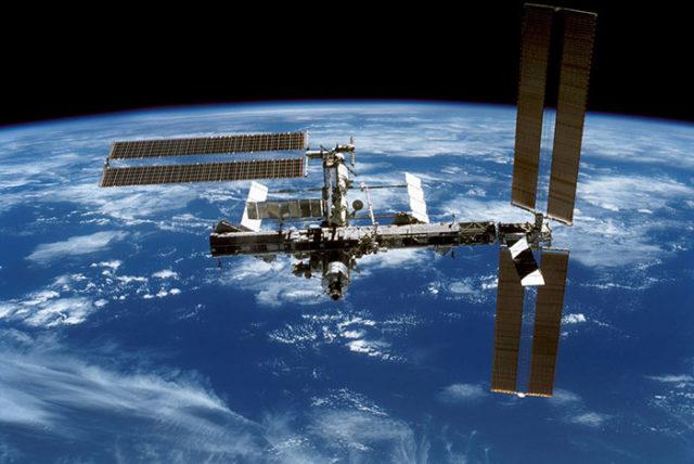 Orbite ISS