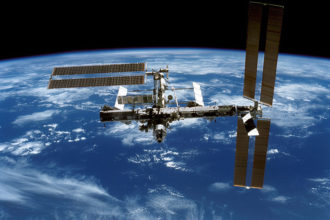 ISS Miles