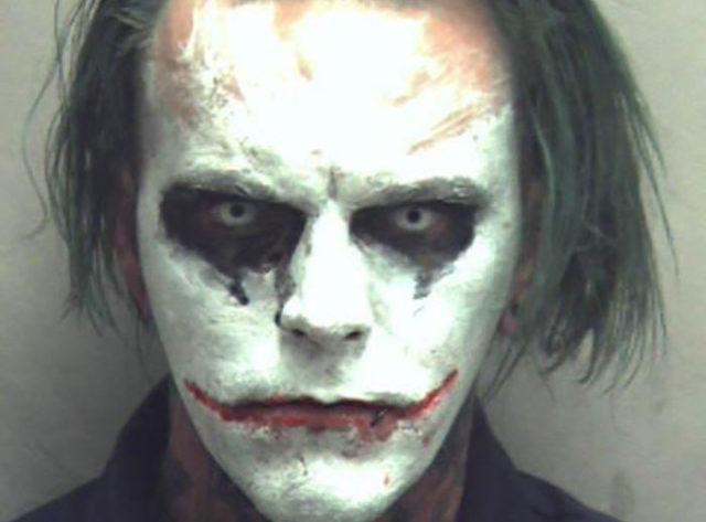 Arrestation Joker