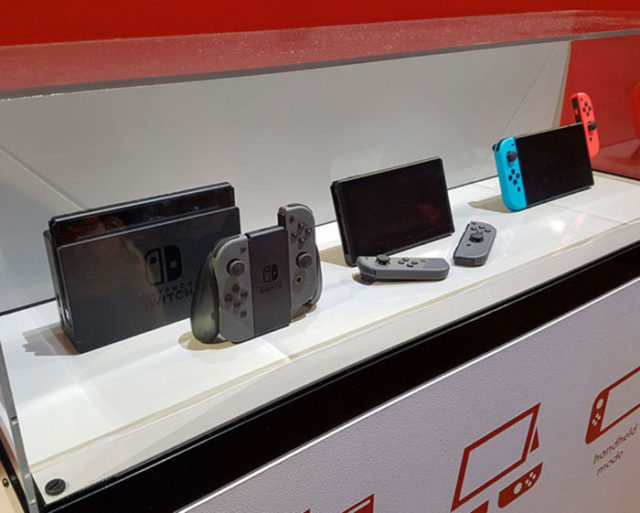 Ventes Nintendo Switch