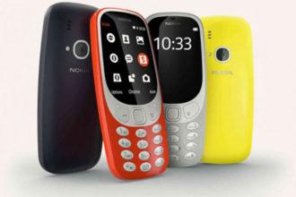 Compatibilité Nokia 3310