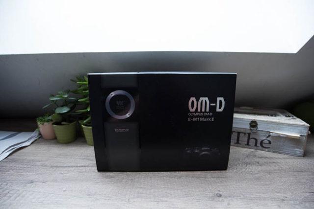 OMD EM1 II : image 1