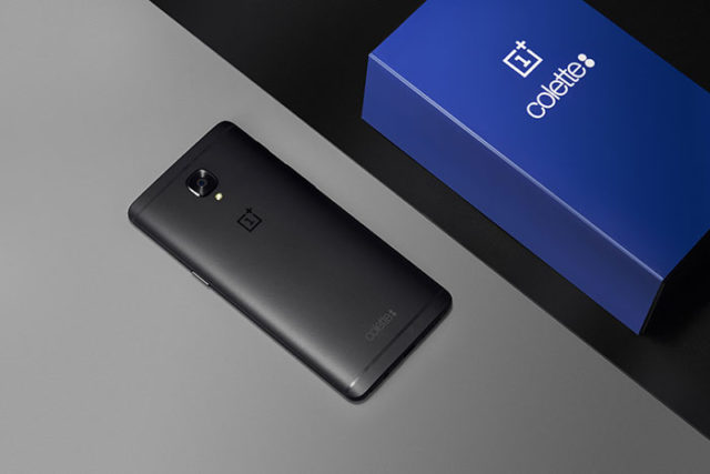 OnePlus 3T Colette Edition: image 1