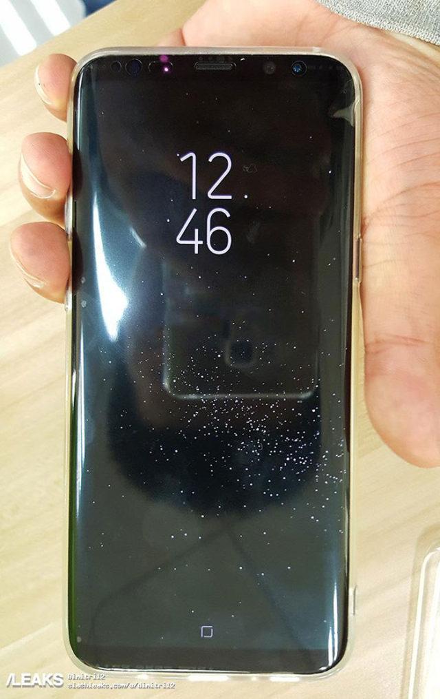 Photo Galaxy S8 : image 1