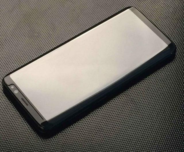 Photo Galaxy S8 2