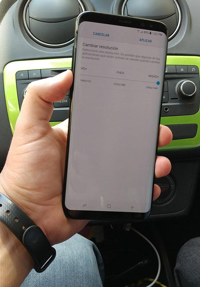 Photo Galaxy S8+ : image 4
