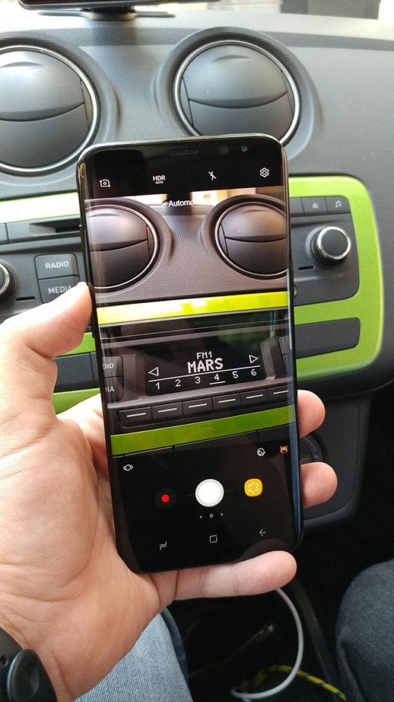Photo Galaxy S8+ : image 7