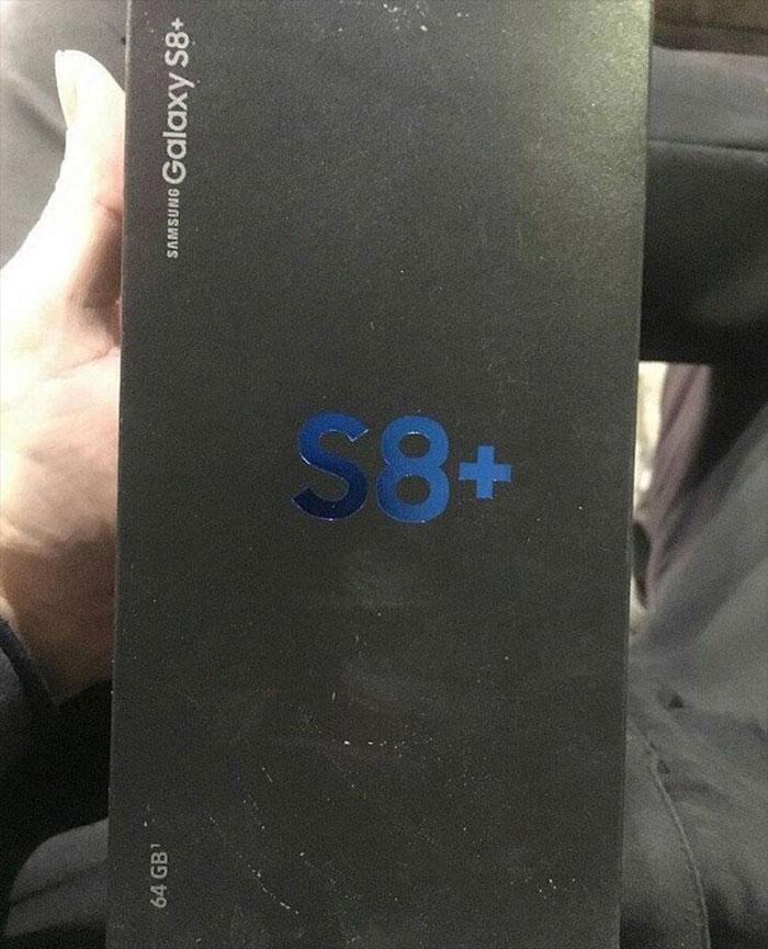 Photo Galaxy S8+ : image 2