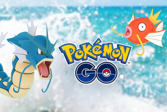 Pokémon Go Festival Aquatique