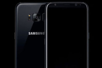 Production Galaxy S8