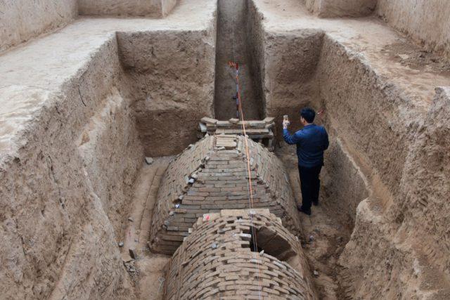Pyramide Chine : image 2