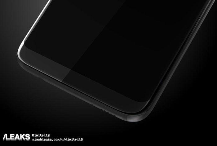 Rendu Galaxy S8 5