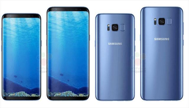 Rendu Galaxy S8 : image 1