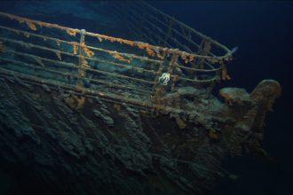 titanic-épave