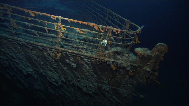 L'épave du Titanic condamnée à disparaître dans une vingtaine d'années