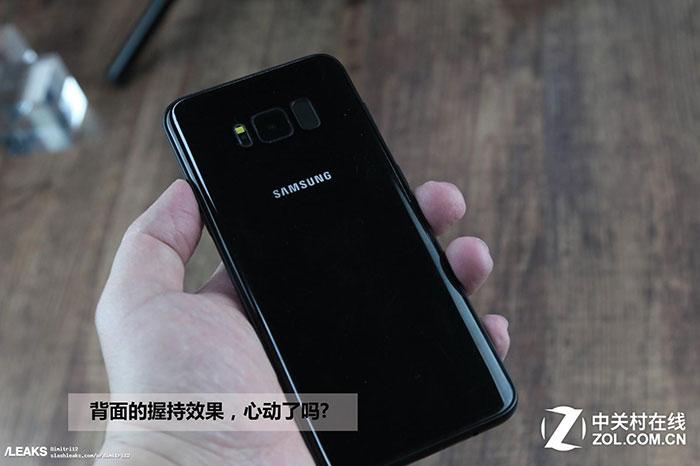 Vidéo Galaxy S8 : image 11