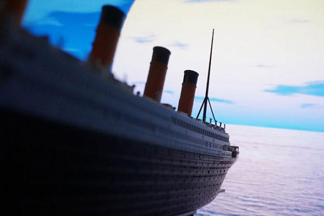 Voyage Titanic