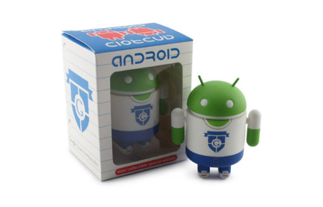 Collection BugDroid
