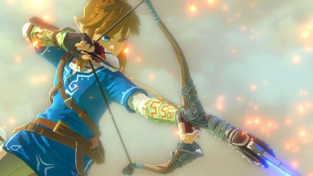 Capture Zelda