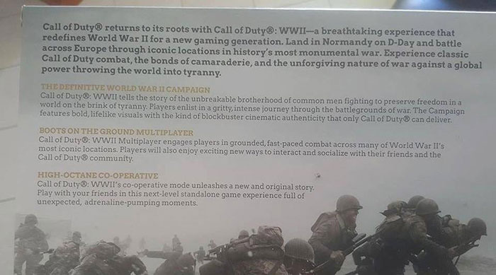 COD WWII : image 4