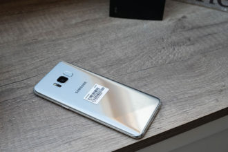 Coût Galaxy S8