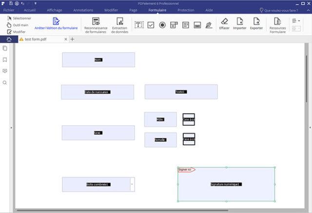 PDFelement 6 Professional : image 4