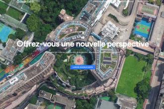 Google Earth : image 1