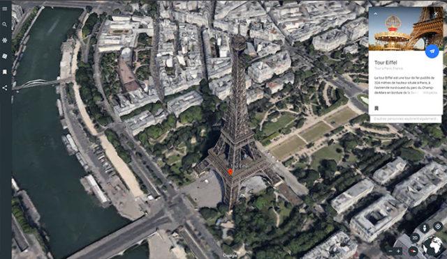Google Earth : image 2