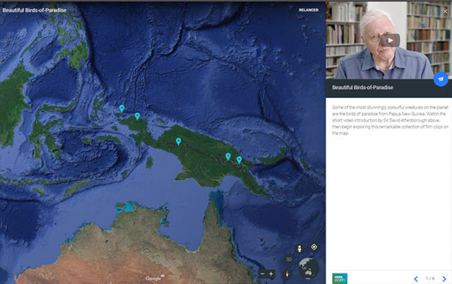 Google Earth : image 4