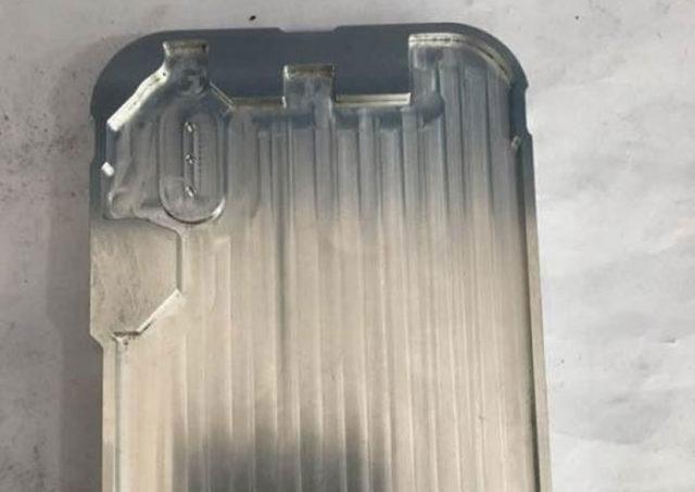 Fuite iPhone 8